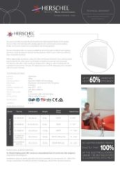 Herschel Select XL White Technical Datasheet