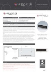 Herschel Aspect Technical Datasheet